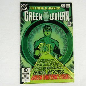 DC Comics Green Lantern #155 1982